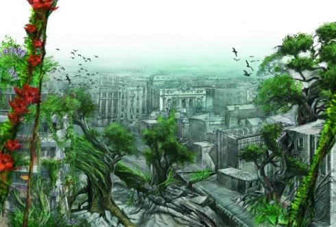 Panorama de Gilles Francescano dans Le Chant du troll
